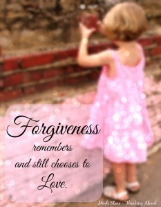 forgiveness remembers